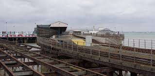 Ryde Pier Head railway station