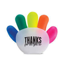 thank you gifts appreciation gifts thank you gift ideas thank you gifts thanks for all you do handy highlighter set