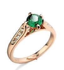 Модные <b>кольца</b> с Изумрудами Розовое золото - огромный выбор ...