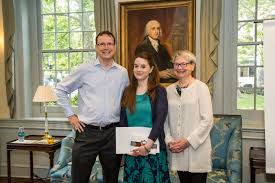 princeton writes essay contestants f ecirc ted from left princeton writes director john weeren honorable mention recipient armstrong and