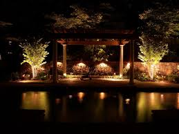 patio wall lighting ideas