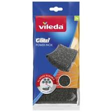 «<b>Губки</b> для мытья посуды <b>Vileda Glitzi</b> Power Inox ...