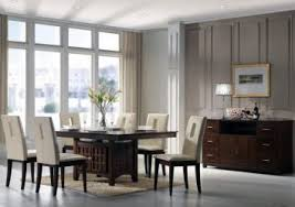 Modern White Dining Room Set Grey Modern Dining Room Sets