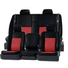 Luxurious & Soft <b>Leather</b> Seat <b>Covers</b> Genuine <b>Leather</b> or <b>Synthetic</b> ...