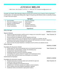 best office manager resume example livecareer medical office manager resume examples