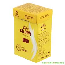 <b>Кофе молотый Valiente Hogar</b> 250 г купить в Москве, цена 391 ...