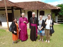 Image result for Photos of the SSPX  Williamson and Faure