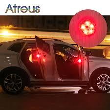 Atreus NEW <b>2X Car Door</b> Strobe <b>Warning</b> Lights 5 LED lamp For ...