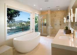pics of bathroom designs: modern bathroom design ideas arch interior design group christopher grubb contemporary hollywood hills jpgrendhgtvcom
