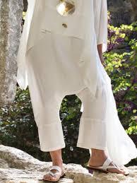 women <b>cotton linen</b> high waist solid harem <b>pant</b> at Banggood