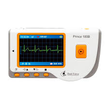 ECG patient monitor - <b>Prince</b>-180B - <b>Heal Force</b> - clinical / handheld