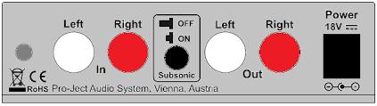 <b>Pro</b>-<b>Ject Phono</b> Box S2