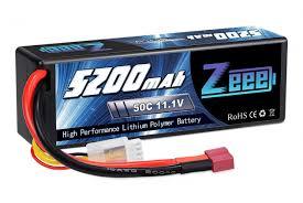 Zeee Power <b>Аккумулятор Zeee Power 3s</b> 11.1v 5200mah 50c