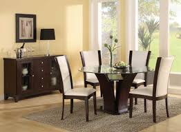 Round Glass Dining Room Table Sets Impressive Ideas Dining Room Tables Glass Glass Dining Room Tables
