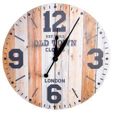 <b>Часы настенные Дерево</b> №2 57 см купить по цене 1799.0 руб. в ...