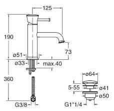 <b>Смеситель для раковины Cristina</b> Tricolor Retro TO22051 – 8 (812 ...