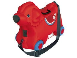 <b>Детский чемодан</b> на колесиках, <b>Big</b> (красный, 55350) — Магазин ...
