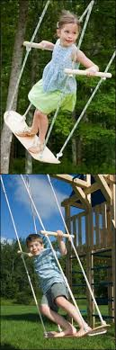 best ideas about play structures backyard for are the kids begging for a swing forget the expensive swing set all you