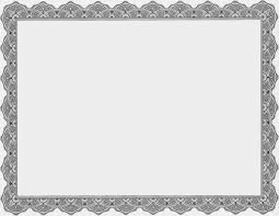 gift certificate frame clipart clipart kid certificate template page frames school certificate template png