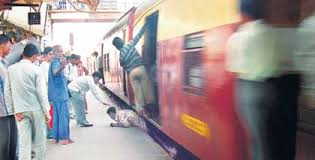 Image result for GAP BETWEEN RAILWAY PLATFORM AND TRAIN IN BOMBAY