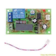 <b>New</b> High quality AC 220V Trigger Delay <b>Switch</b> Turn <b>On Off Board</b>