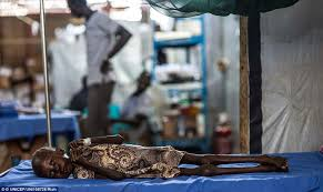 Image result for south sudan war dead