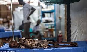 Image result for south sudan war dead