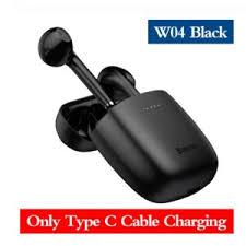 Беспроводные <b>наушники Baseus</b> W04 Pro TWS Wireless ...