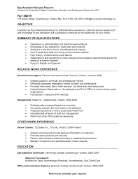 restaurant receptionist resume   sales   receptionist   lewesmrsample resume  receptionist resume objectives of skills resumepinclout