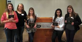 lee road junior high school lee road junior high school junior high students hannah rogers hailey pearson hannah pichoff shaylie poche and maddie barringer led by mrs denise