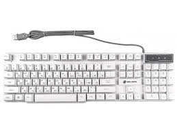 Купить <b>клавиатуру Dialog Gan-Kata</b> KGK-15U белая по цене от ...
