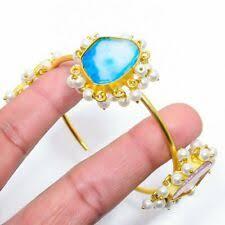 <b>Голубой агат</b> камень модные <b>браслеты</b> - огромный выбор по ...