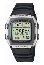 <b>Часы CASIO W</b>-<b>96H</b>-<b>1A</b> 20518 - <b>Мужские</b> - <b>Часы CASIO</b>