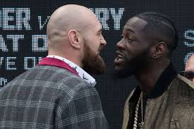 Showtime Offering Deontay Wilder-Tyson Fury Fight Via Streaming ...