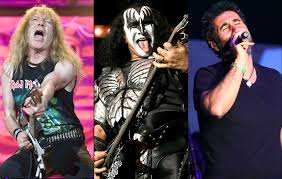 Iron Maiden, Kiss and <b>System Of A Down</b> to headline virtual Download