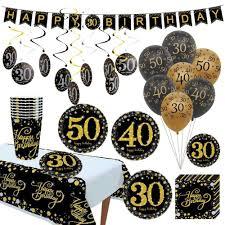 <b>QIFU</b> 10pcs 12inch <b>Birthday</b> Balloons Air Balls 30 40 50 <b>Birthday</b> ...