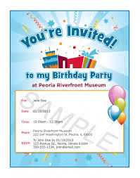 birthday party invitation card template com birthday party invitation card template disneyforever hd