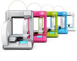 Купить 3D принтер 3D Systems <b>Cube</b> Silver: цена, описание ...