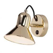 <b>Настенный светильник Eurosvet</b> 20082/1 золото купить в ...
