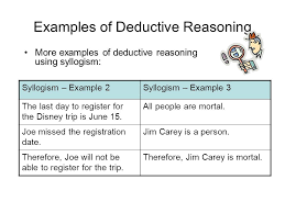 deductive logic essay thesis example  homework for you