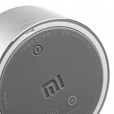 Купить Портативная Bluetooth <b>колонка Xiaomi Little Audio</b> Silver ...