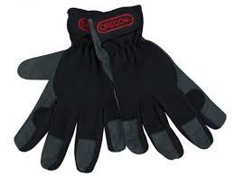 <b>Кожаные рабочие перчатки</b> 539171 OREGON