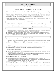 sample resume for bank teller experience resume builder sample resume for bank teller experience bank teller resume sample monster resume samples for bank