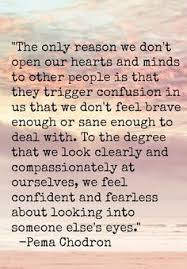Pema Chodron on Pinterest   Thich Nhat Hanh, Buddhism and ... via Relatably.com