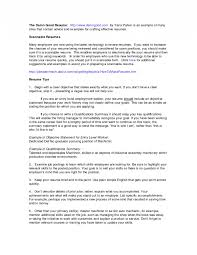resume  examples of good summaries  corezume cosmlf