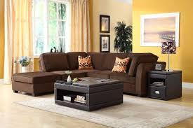 gray comfort aera rug brushed black leather living room