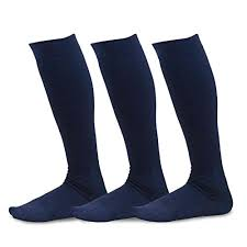 , Royal Blue TeeHee Cotton <b>Unisex</b> Soccer Sports Team <b>Flat Knit</b> ...