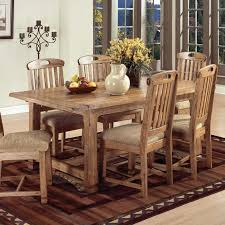 designs sedona table top base: solid oak top extension table with  leaves