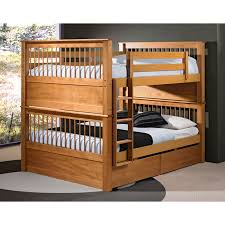bedroom brown wooden bunk bed with bars beside also white black bed sheet placed bedroomstunning breathtaking wooden desk chair wheels