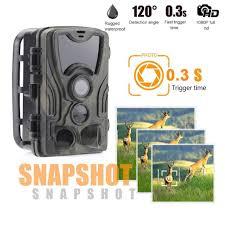 <b>HC801A</b> 16MP 1080P <b>HD</b> Video Hunting Camera Night Vision ...